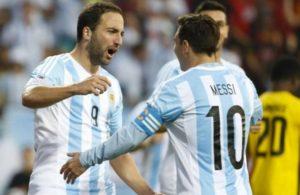 Pronostico finale Copa America Argentina-Cile