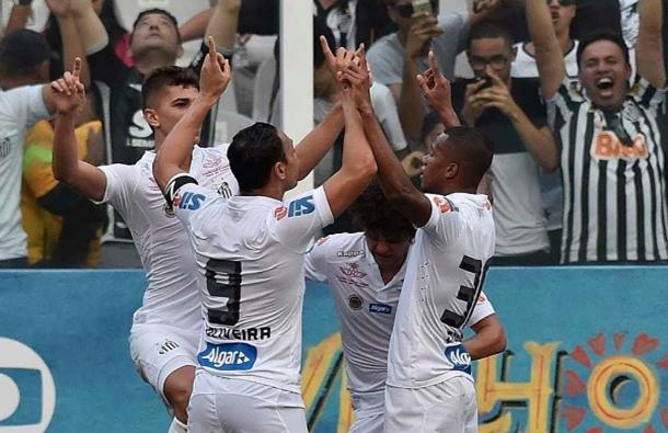 Pronostico Santos - S. Paolo