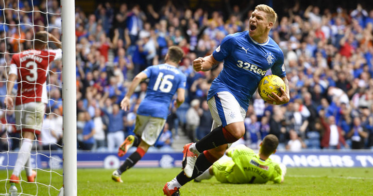 Rangers - Pronostici scottish Premiership e quote online
