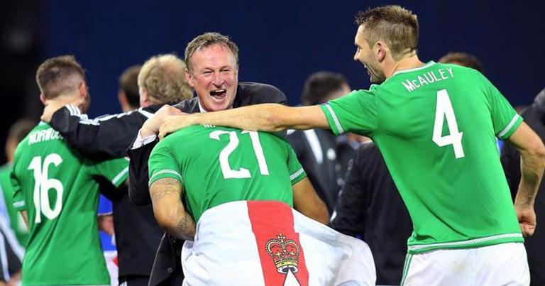 Irlanda del Nord - Pronostico amichevoli nazionali calcio