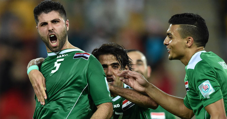 Iraq - Pronostico amichevoli nazionali di calcio e livescore