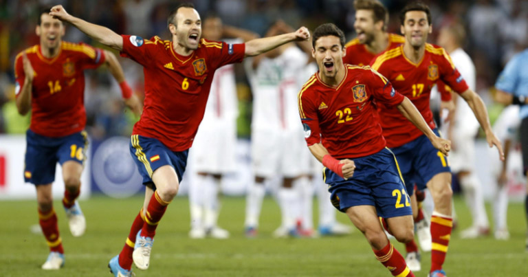 Spagna - Quote calcio e migliori bonus scommesse