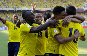 Colombia - Mondiali 2018