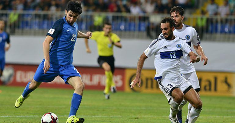 Azerbaijan - Pronostici qualificazioni mondiali 2018