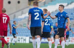 Estonia - Qualificazioni mondiali 2018