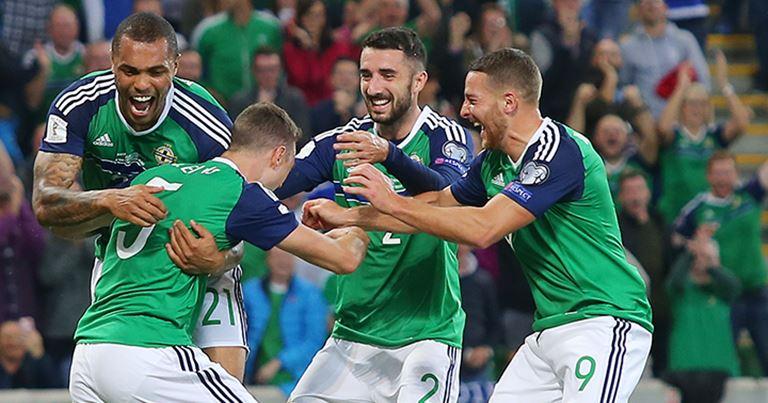 Irlanda del Nord - Pronostici Mondiali 2018