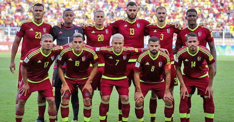 Venezuela - Pronostici Mondiali 2018