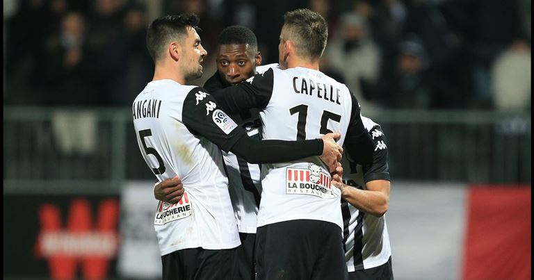 Angers - Pronostici Coupe de la Ligue