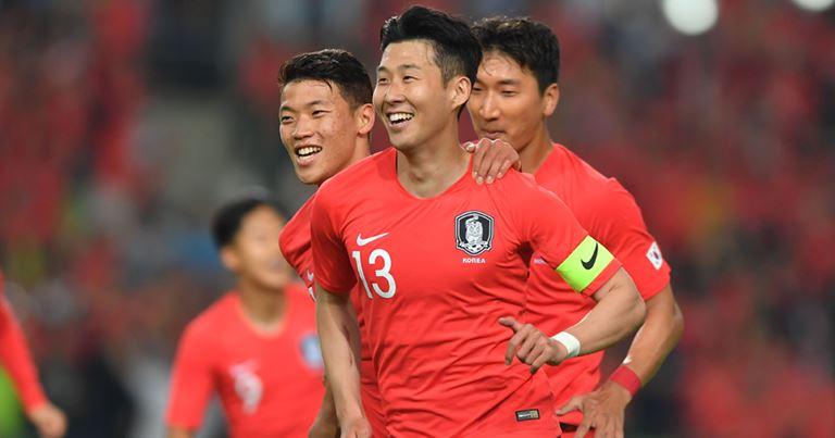 Corea del Sud - I pronostici delle amichevoli tra Nazionali