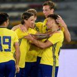 Svezia - I pronostici sulle amichevoli pre-mondiali