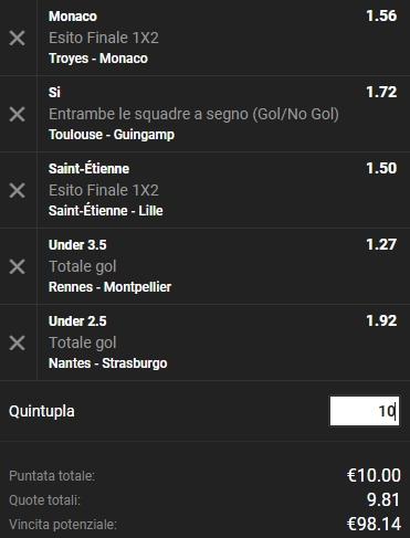 schedina ligue 1 19-05-2018_