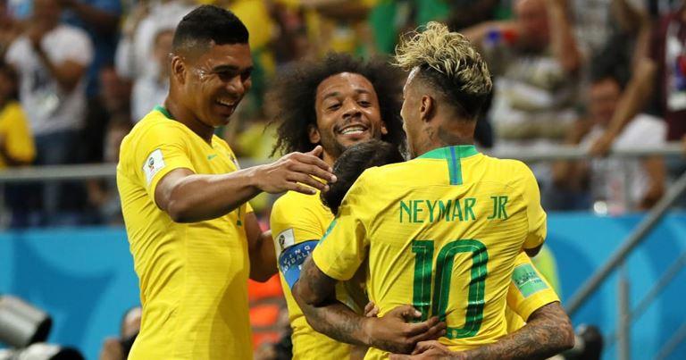 Brasile - I mondiali 2018