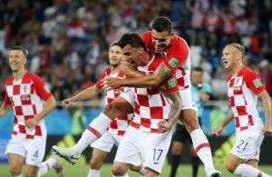 Croazia - I pronostici dei Mondiali 2018