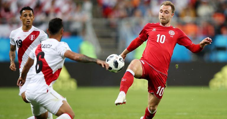 Danimarca - I pronostici degli ottavi di finali dei mondiali 2018