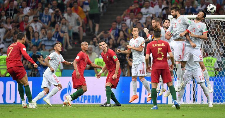 Portogallo - I pronostici dei mondiali 2018