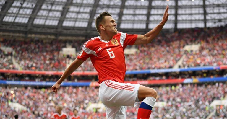 Russia - I pronostici dei mondiali di calcio 2018