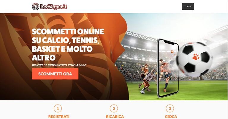 Bonus Sport LeoVegas