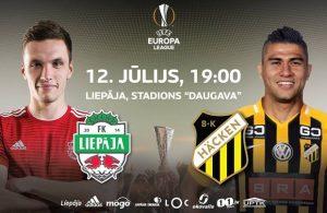 Liepaja - Pronostici Europa League