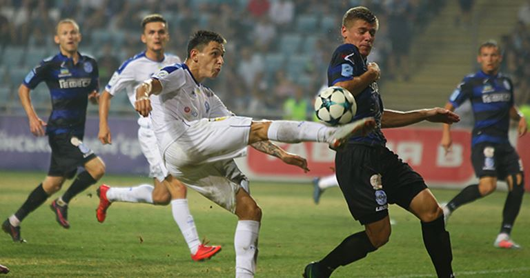 Dynamo Kiev - Pronostici Champions League