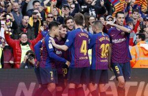 Barcellona - Pronostici de LaLiga