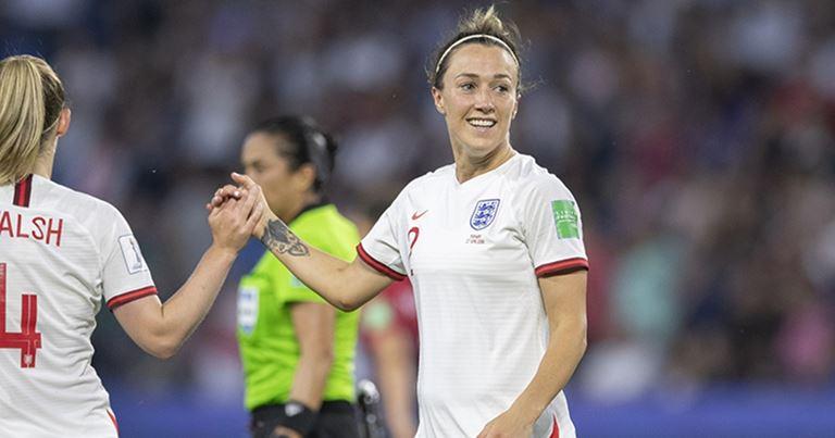 Inghilterra Femminile - Mondiali di calcio donne
